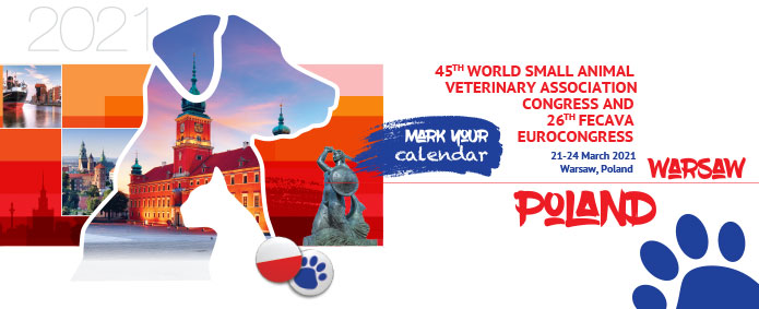 45th FWSAVA Congress & 26th FECAVA Eurocongress